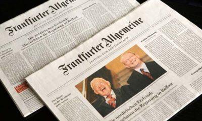 Frankfurter Allgemeine Japon-Chine