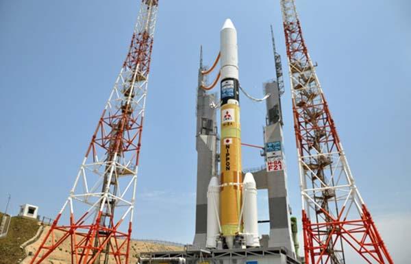 fusée-H2A-Japon
