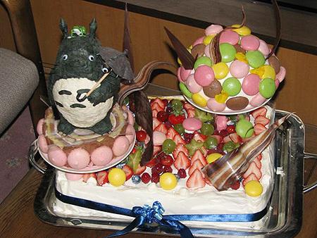 ghibli-cake
