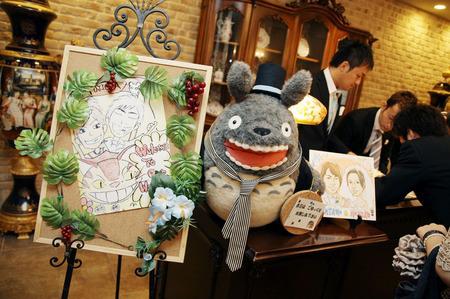 ghibli-wedding