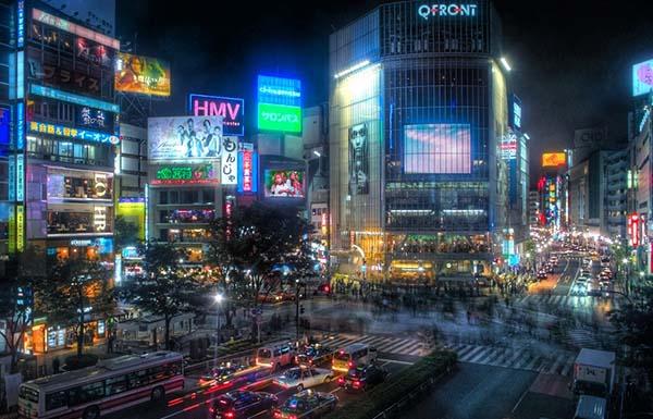 shibuya-hitvision-écran-géant