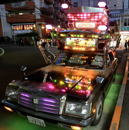 dekotora-japon-tuning