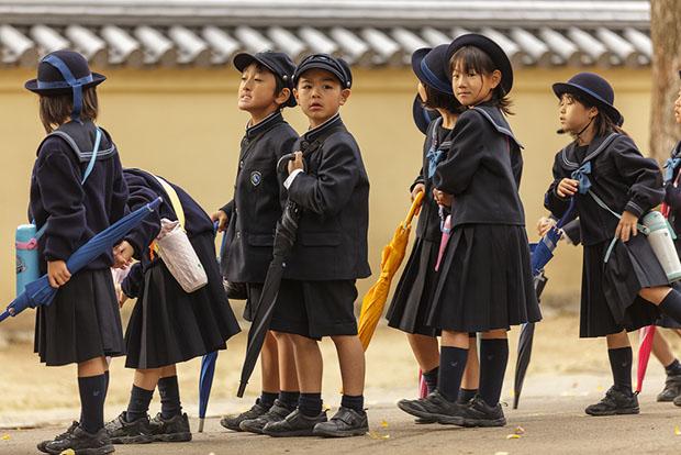 enfants-japon-école