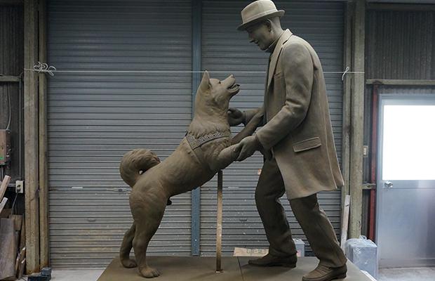 hachiko_statue-maitre-ueno
