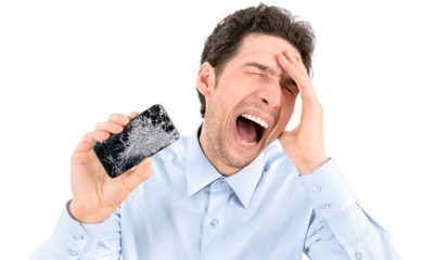 kfc-smartphone-cassé