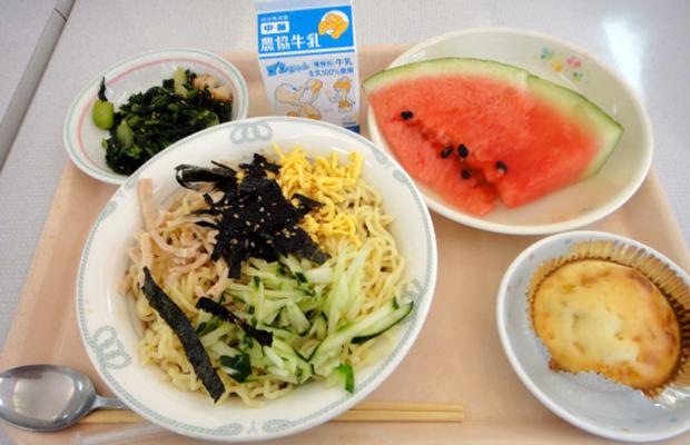 repas-enfants-japon