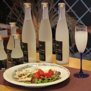 sake-champagne