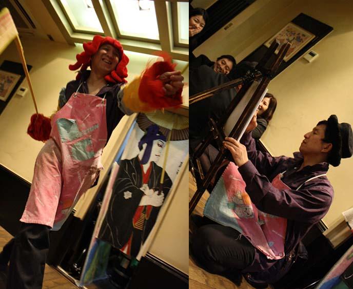 130322_kagaya_tokyo_bizarre_performance_restaurant_shinbashi_izakaya_bar_3