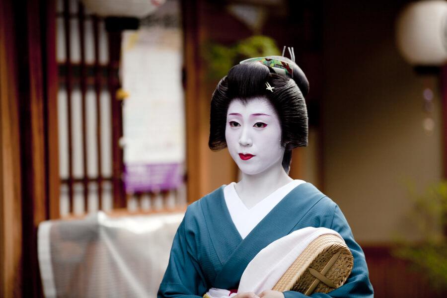 geiko-japon