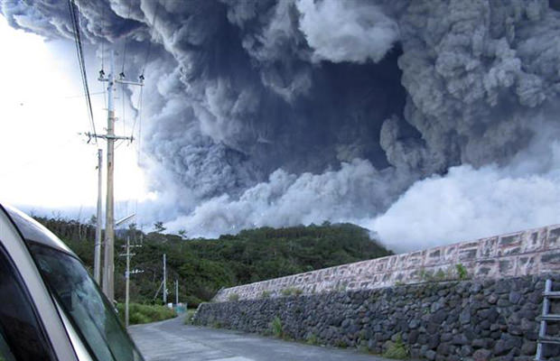 éruption-volcan-japon