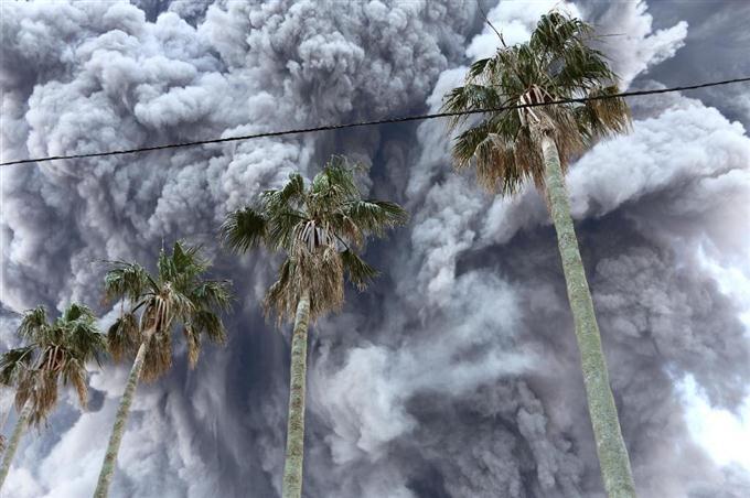 volcan-japon