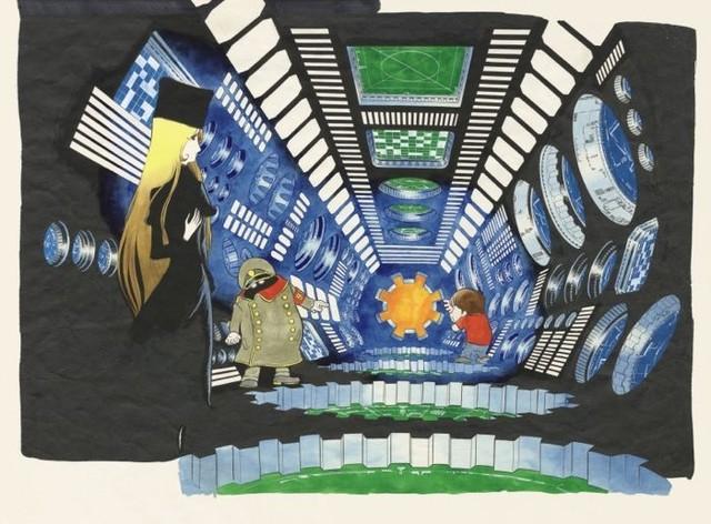 interieur-galaxy-express-anime