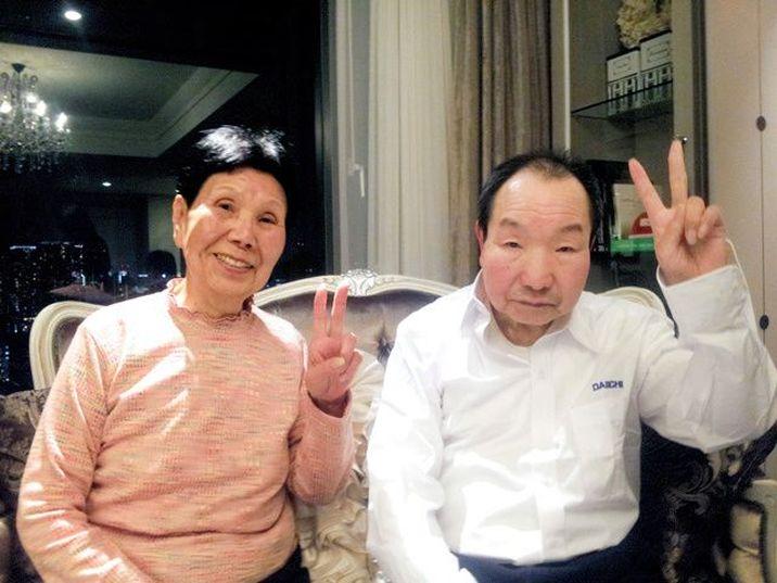 Iwao hakamada et sa sœur