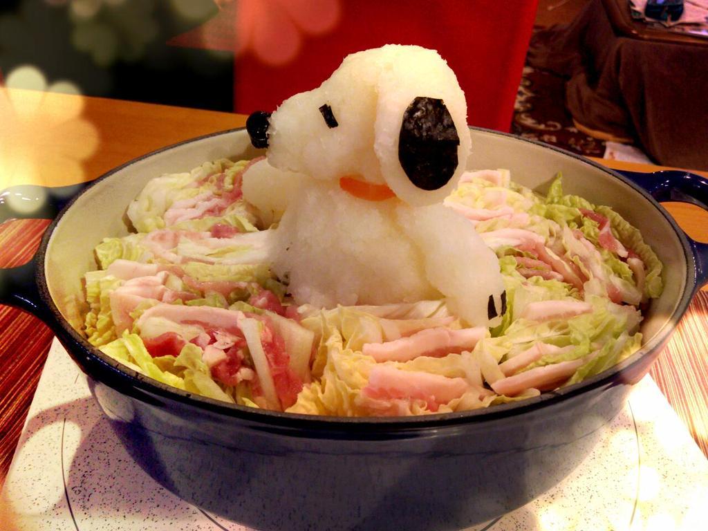 L'ami Snoopy