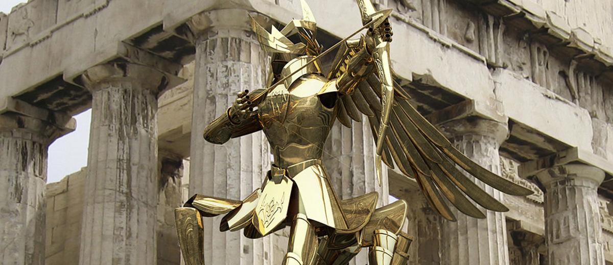 Les Armures Des Chevaliers D Or Plus Vraies Que Nature