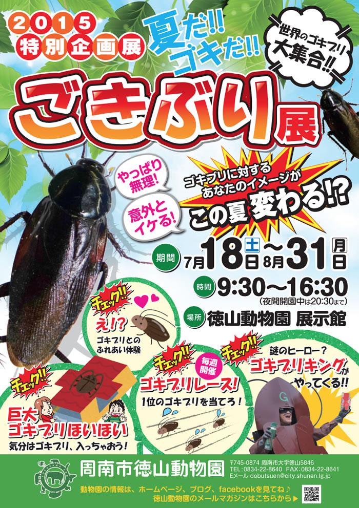 flyer-zoo-tokuyama-cafard-Japon