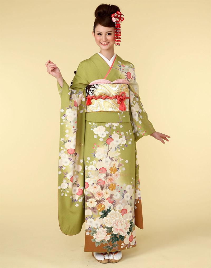 kimono-furisode