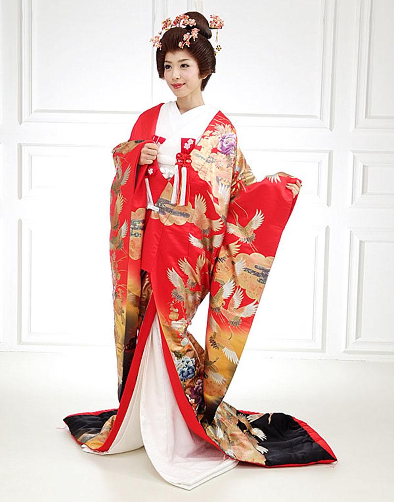 uchikake-kimono