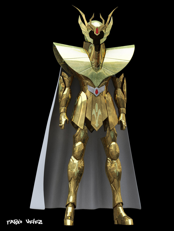 armure chevalier du zodiaque