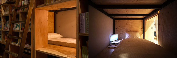 chambres-hotel-librairie-tokyo