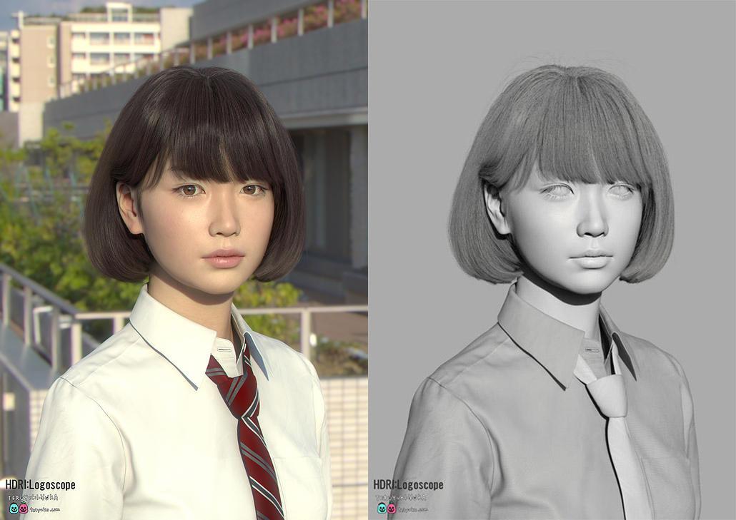 lycenne-japonais-3d-realiste