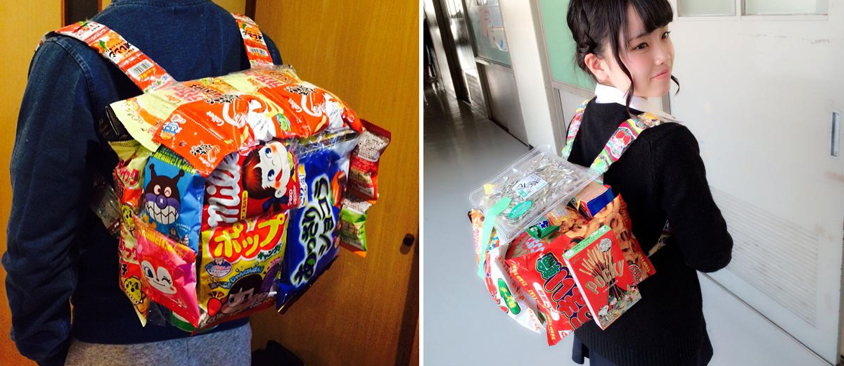okashi-ryuku-japon-tendance-etudiants-sac-a-dos-bonbons