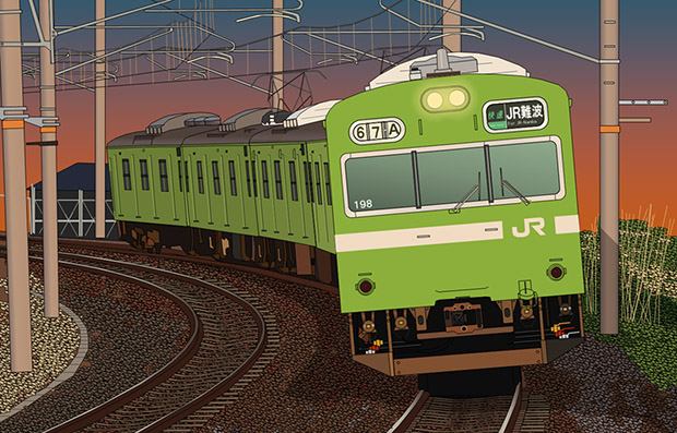 train-JR-yamanote-excel