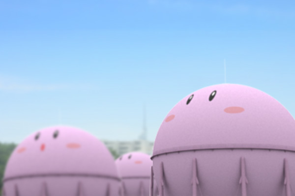 A quand un réservoir Kirby ?