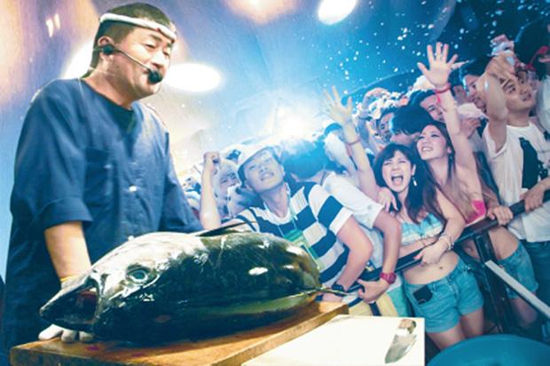 clubasia-danse-poisson-maguro-thon-tokyo