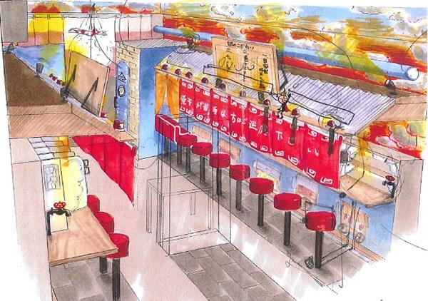 kaiten-ramen-tapis-roulant-restaurant-saitama