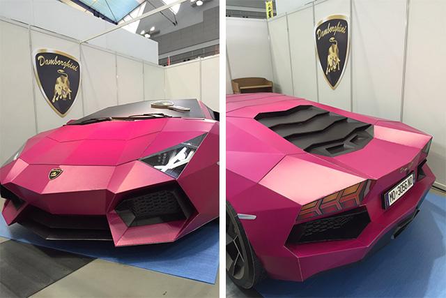 Sans Argent Ce Japonais A Trouvé Le Moyen De Posséder Une Lamborghini