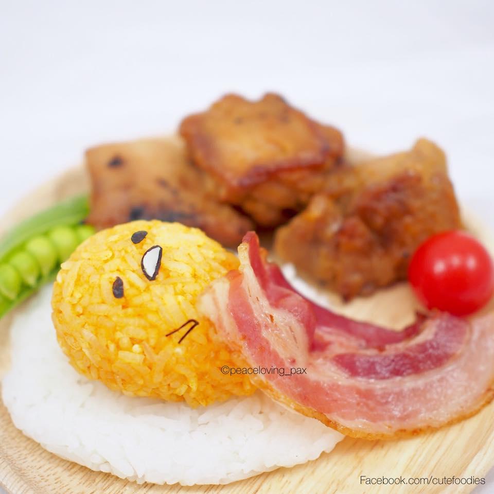 Gudetama, le personnage Sanrio le plus fainéant