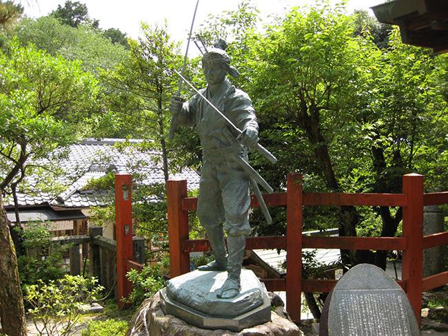 ichijoji-duel-musashi-kyoto-japon