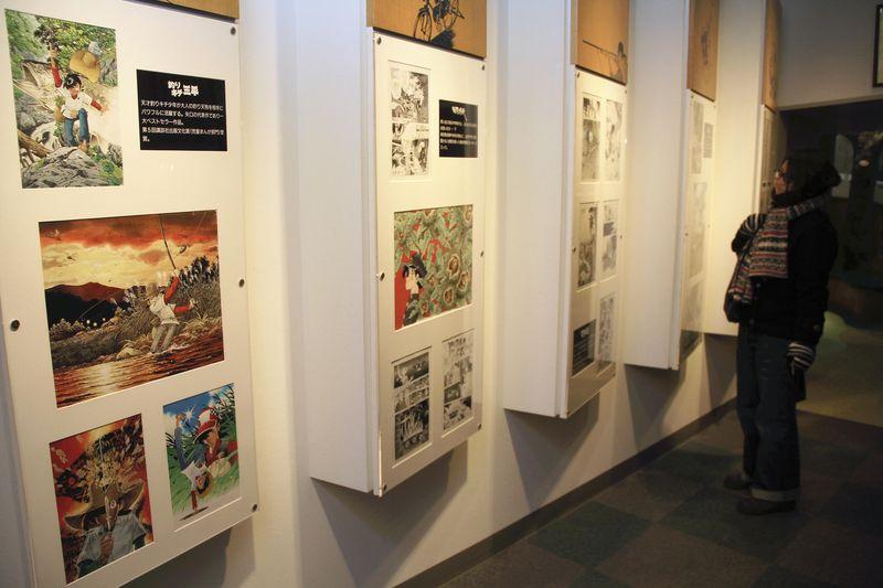 musee-du-manga-yokote-plus-grand-musée-japon