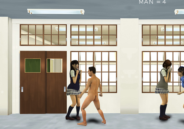 naked-run-jeu-videoperver-lyceenes-japon4