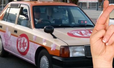taxis-kit-kat-porte-bonheur-chance-etudiants-japon-fukuoka-kurume