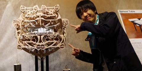 invention-horloge-etudiant-japon