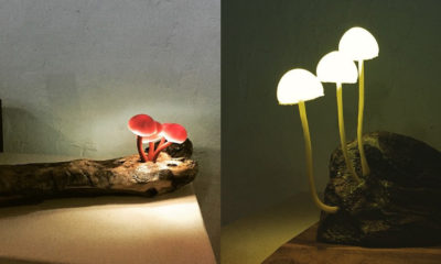 lampes-champignons-mushrool-lamp-design-Japon-decoration