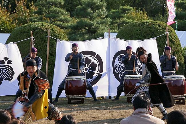 samourai-ninja-show-asakusa-tokyo-Japon2 (1)