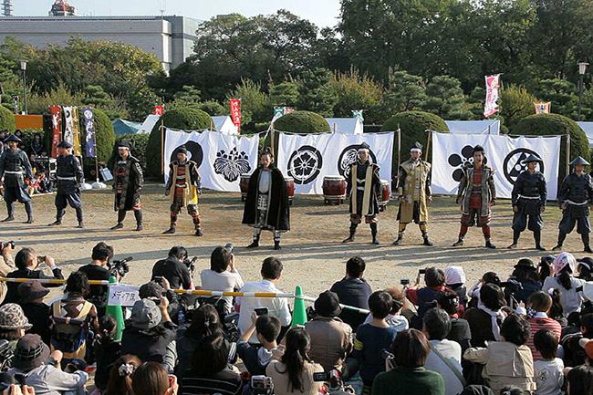 samourai-ninja-show-asakusa-tokyo-Japon2 (3)
