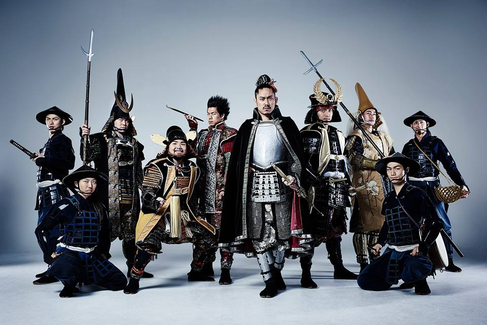 spectacle-samourai-ninja-tokyo-asakusa