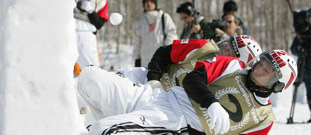 yukigassen-bataille-boules-de-neige-japon