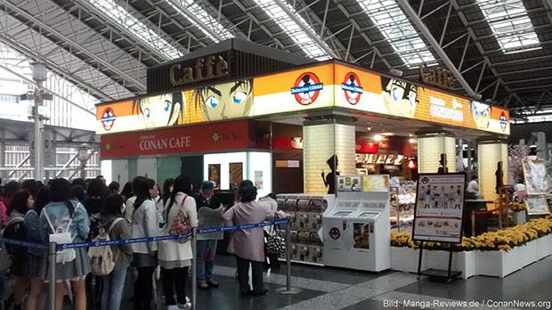 Detective-Conan-Café-osaka-Japon