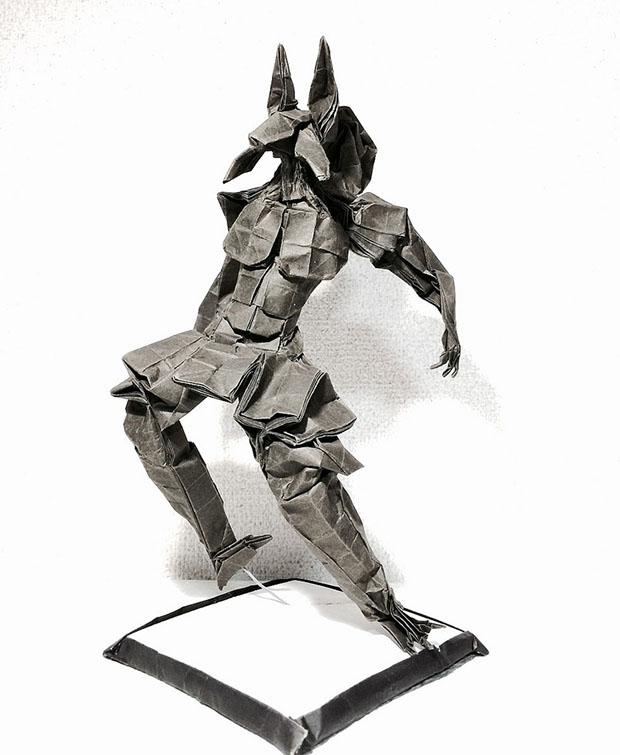 anubis-origami