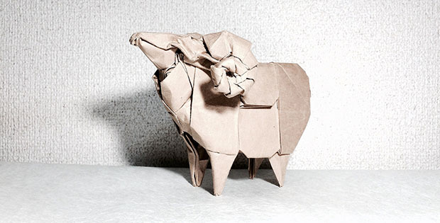 belier-origami