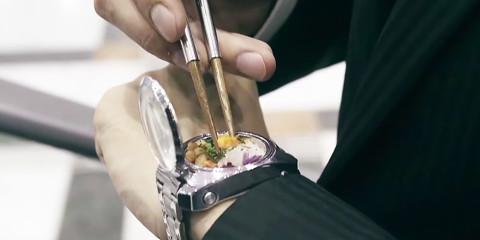 bento-watch-repas-apple-montre-Japon