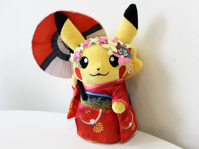 pikachu-maiko-kyoto