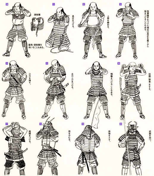 port-armure-samourai