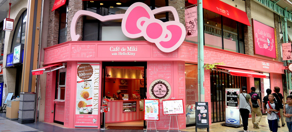 cafe-de-miki-with-hello-kitty