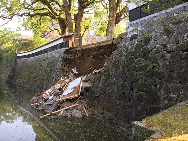 chateau-kumamoto-seisme-Japon